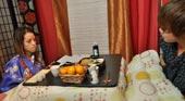 フィリピン系着物巨乳美少女ジェシーが書き初めオナニー。 -アジア天国オリジナル作品- ジェシー 7