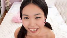 Asian Teen got Anal!
