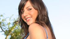 Sensitive Teen Anal 18 years old Beautiful Alana got ANAL!